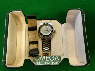 Omega Seamaster Diver 120m f300 Hz Chronometer